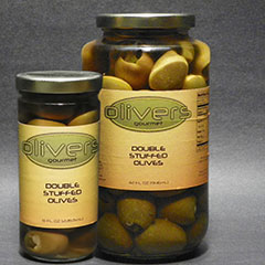 Double Stuffed Garlic/Jalapeno Olives