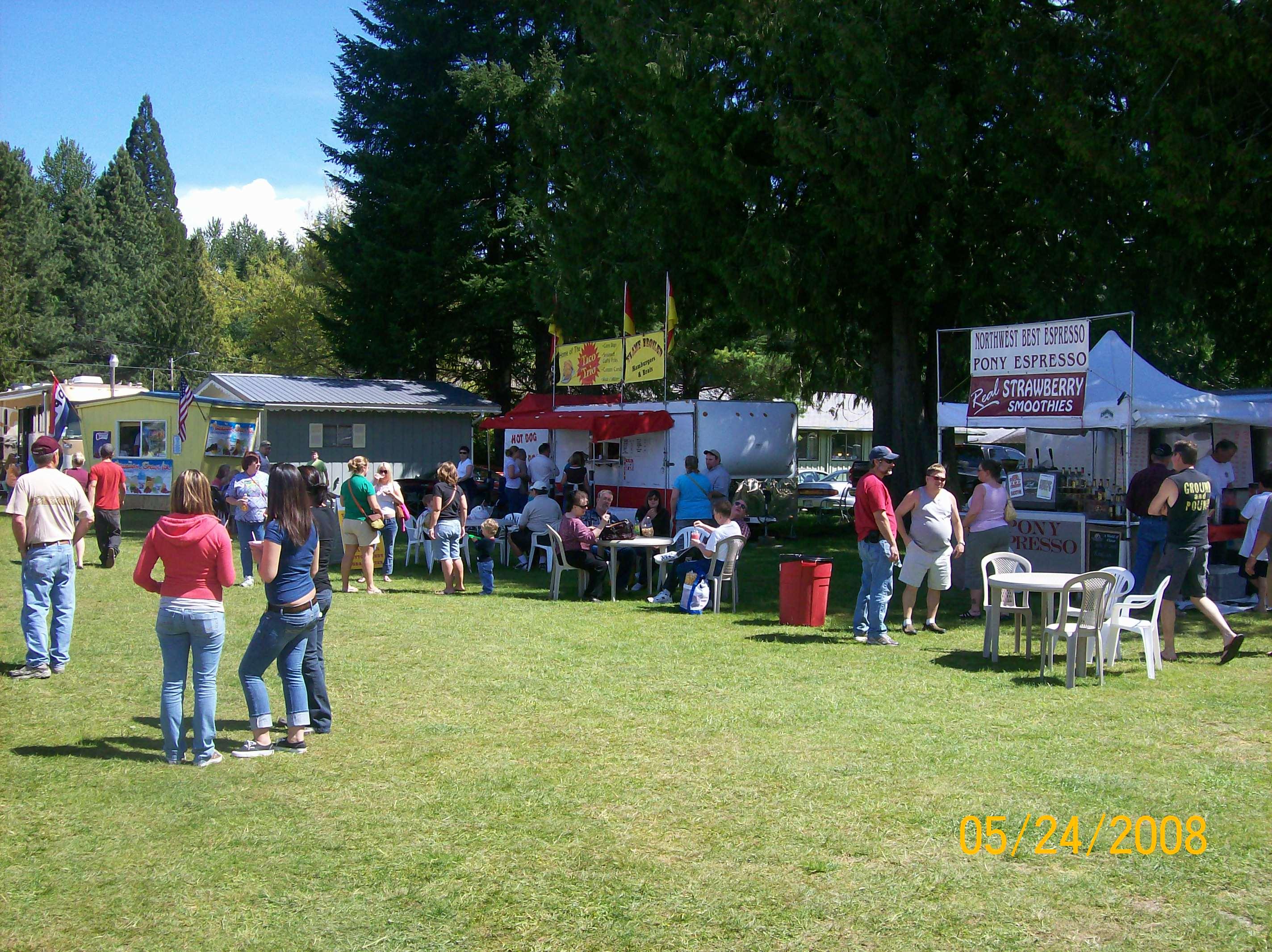 Packwood Labor Day Flea Market